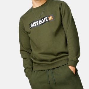 Nike: Just do it. Sweater